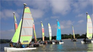 Stage voile Sarthe