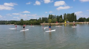 Stand up paddle Marçon